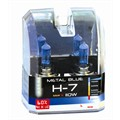 2 Bombillas KRAWEHL Metal Blue H7