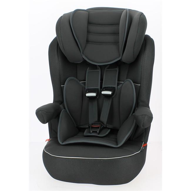 con proteccion lateral y el reposacabezas ajustable Cars 9-36kg Silla de coche para Bebe IMAX grupo 1//2//3