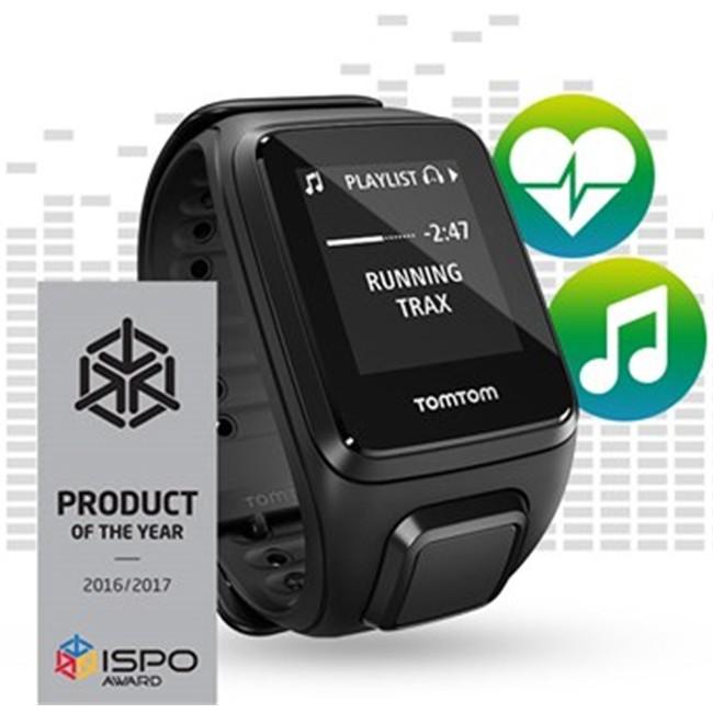 a64eb33f4 Reloj deportivo GPS TOMTOM Spark Cardio-Music negro : Norauto.es
