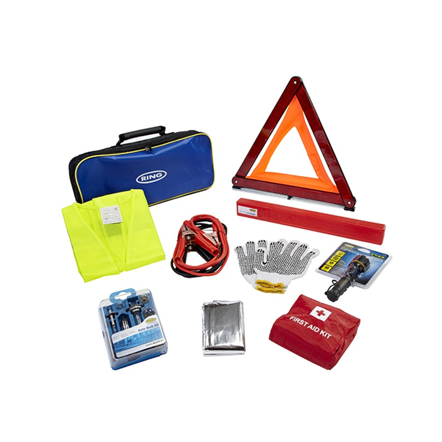 Kit de emergencia para automóvil RING