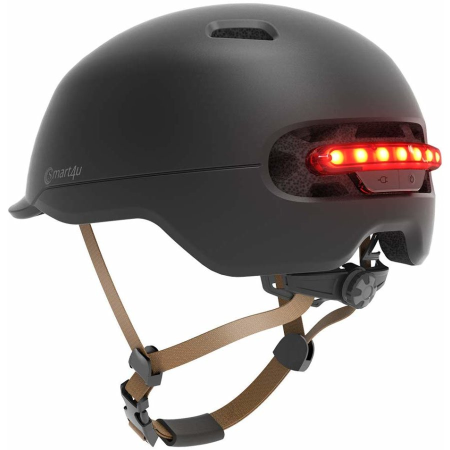Casco Smart4U - SH50 Talla M / Black WHINCK