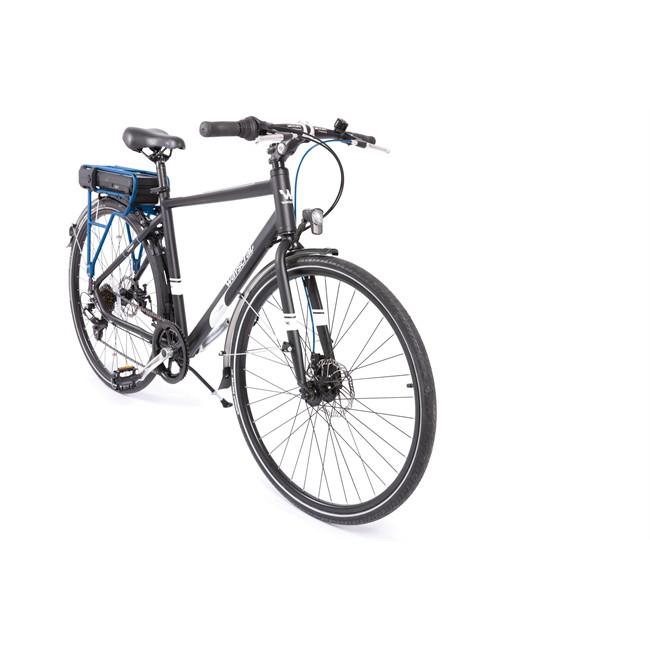 Bicicleta Eléctrica Wayscral Híbrida Propulsada Por