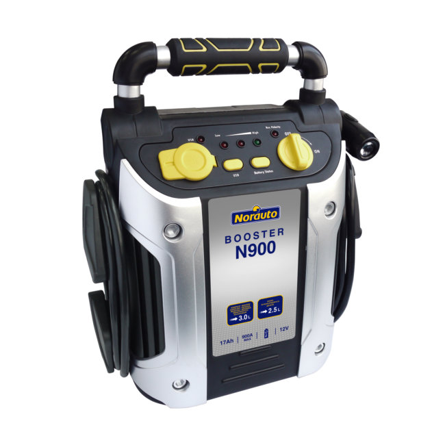 Booster NORAUTO N900 17A/h 12V : Norauto.es