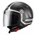 Casco Moto Jet NZI Capital Number One M