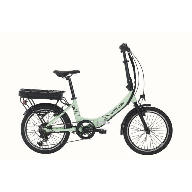 Bicicleta Eléctrica Plegable Wayscral Takeaway E100