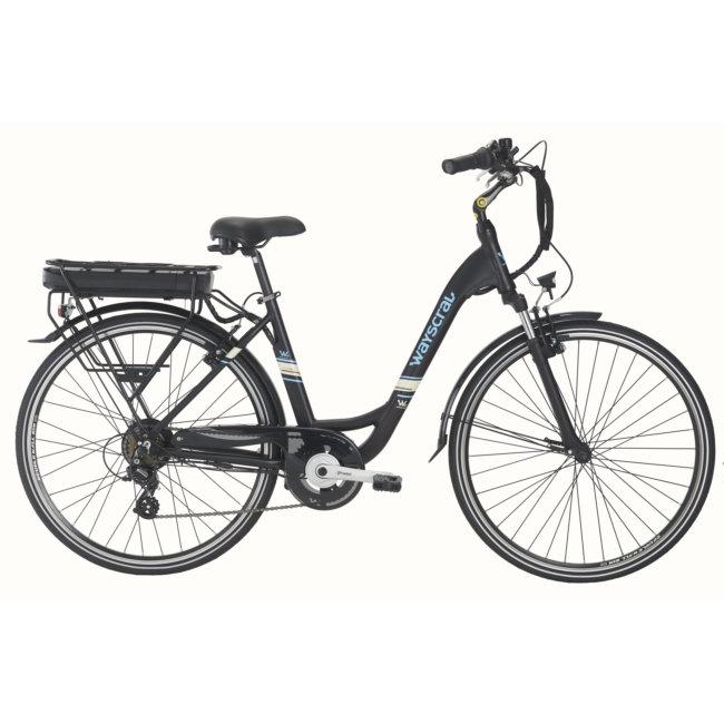 Bicicleta Eléctrica Wayscral Everyway E200 28``