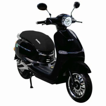 Scooter eléctrico EBROH Spumali negro