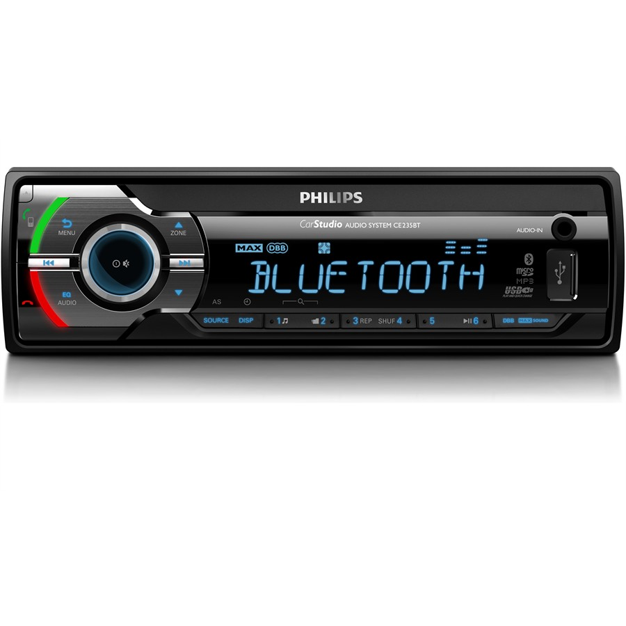Autoradio PHILIPS CE-235BT
