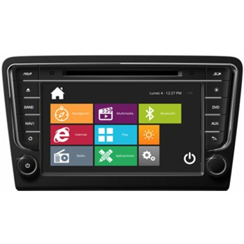 Autoradio DVD NAVISSON JETTAA 13 NV-VW006V10