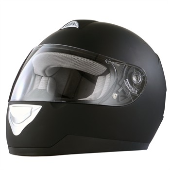 Casco Moto integral RIDE 601 negro mate S