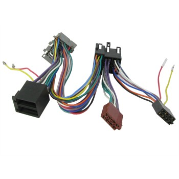 Contra Conector Vauxhall ISO CT10VX02