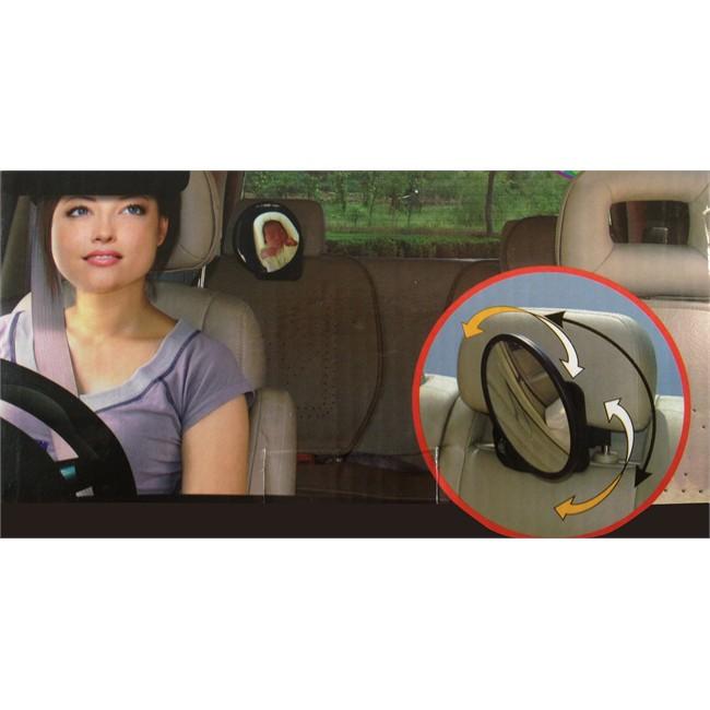 Espejo de vigilancia interior para ni os norauto for Espejo retrovisor para ninos