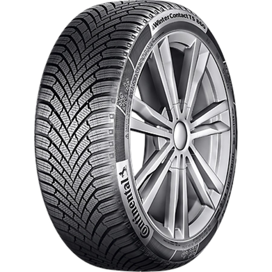 Neumático CONTINENTAL WINTERCONTACT TS 860 185/60 R14 82 T