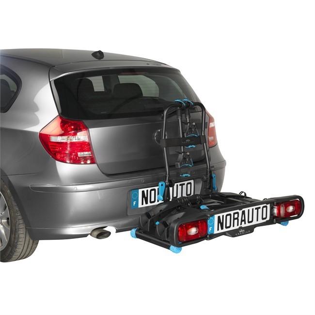 portabicicletas enganche norauto premium rapidbike para 2. Black Bedroom Furniture Sets. Home Design Ideas