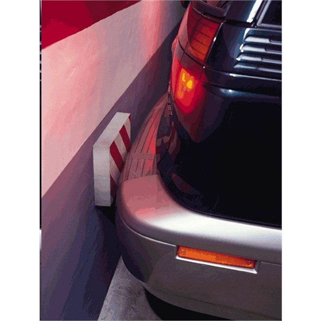 Protector parking fondo pared - Protector de paredes ...