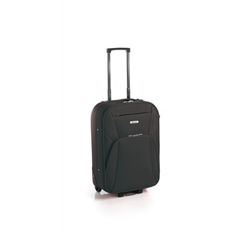 Trolley JOHN TRAVEL Syna 50 cm Negro